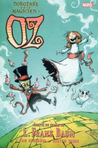 Le magicien d'Oz T4 : Dorothée et le magicien d'Oz (0), comics chez Panini Comics de Shanower, Young, Beaulieu