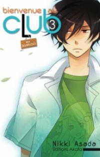 Bienvenue au club T3, manga chez Akata de Asada