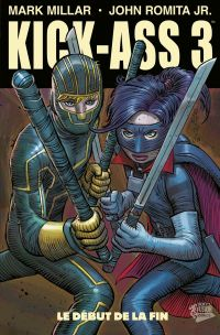 Kick-Ass – cycle 3, T2 : Le début de la fin (0), comics chez Panini Comics de Millar, Romita Jr, White