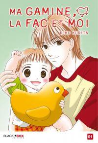 Ma gamine, la fac et moi ! T1, manga chez Black Box de Kurita