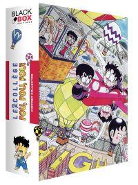 Le collège fou, fou, fou - Coffret collector, manga chez Black Box de Shinzawa
