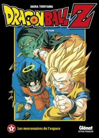 Dragon Ball Z - Les films T9 : les mercenaires de l'espace (0), manga chez Glénat de Toriyama
