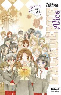 L'académie Alice T31 : , manga chez Glénat de Higuchi