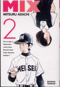 Mix  T2 : , manga chez Tonkam de Adachi