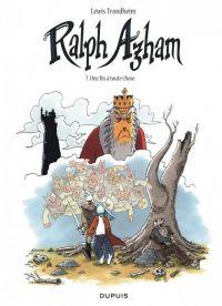 Ralph Azham T7 : Une fin à toute chose (0), bd chez Dupuis de Trondheim, Findakly