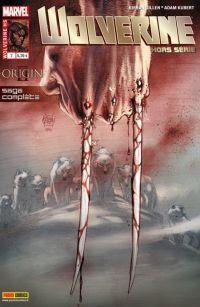 Wolverine (revue) – Hors série, T7 : Les origines II (0), comics chez Panini Comics de Gillen, Kubert, Martin jr