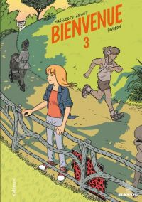 Bienvenue T3, bd chez Gallimard de Abouet, Singeon