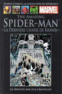 Marvel Comics, la collection de référence T10 : The Amazing Spider-Man - La dernière chasse de Kraven (0), comics chez Hachette de Dematteis, Zeck, Sharen, Jackson