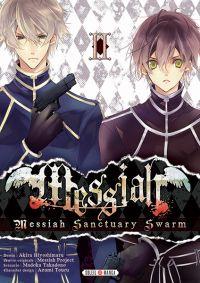 Messiah  T2, manga chez Soleil de Hiyoshimaru