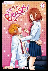 He is a beast  T1, manga chez Soleil de Aikawa