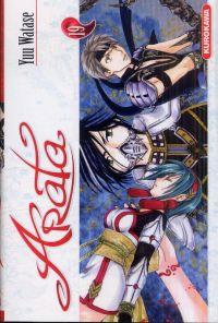 Arata T19, manga chez Kurokawa de Watase