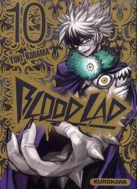 Blood lad T10, manga chez Kurokawa de Kodama