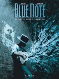 Blue note T2, bd chez Dargaud de Bourgouin, Mariolle
