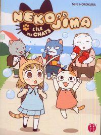 Nekojima, manga chez Nobi Nobi! de Horokura