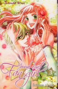 Journal d'une fan-girl T3, manga chez Akata de Uno