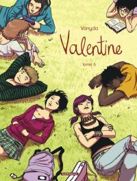 Valentine T6, bd chez Dargaud de Vanyda, Drac