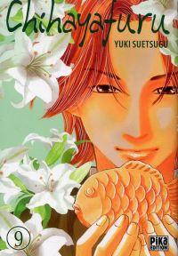 Chihayafuru T9, manga chez Pika de Suetsugu