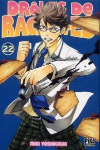 Drôles de racailles T22, manga chez Pika de Yoshikawa