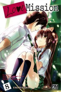 Love mission T8, manga chez Pika de Toyama