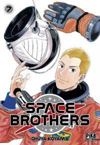 Space brothers T7 : , manga chez Pika de Koyama