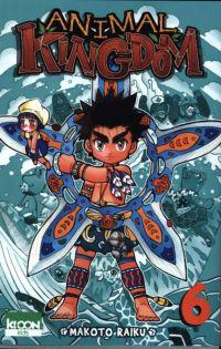 Animal kingdom T6 : , manga chez Ki-oon de Raiku
