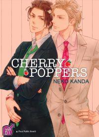 Cherry poppers, manga chez Taïfu comics de Neko