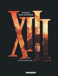 XIII T3 : Tomes 9-10-11-12 (0), bd chez Dargaud de Van Hamme, Vance, Petra