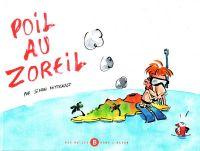 Poil au zoreil, bd chez Des bulles dans l'océan de Simon