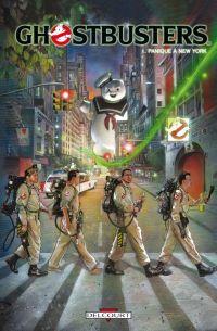 Ghostbusters - SOS Fantômes T1 : Panique à New York (0), comics chez Delcourt de Burnham, Jones, Schoening, Delgado, Runge