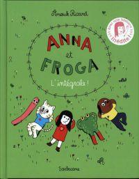 Anna et Froga : , bd chez Sarbacane de Ricard