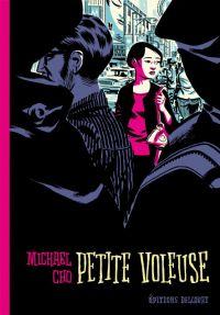 Petite voleuse, comics chez Delcourt de Cho