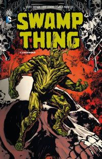 Swamp Thing T3 : Le nécromonde (0), comics chez Urban Comics de Lemire, Snyder, Tuft, Pugh, Green II, Rudy, Becky Cloonan, Paquette, Belanger, Staples, Aviña, Loughridge, Kindzierski, Fairbairn