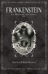 Frankenstein, le monstre est vivant T1 : , comics chez Soleil de Niles, Wrightson