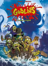 Goblins T8, bd chez Soleil de Roulot, Martinage, Esteban