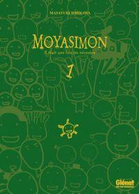 Moyasimon T1, manga chez Glénat de Ishikawa