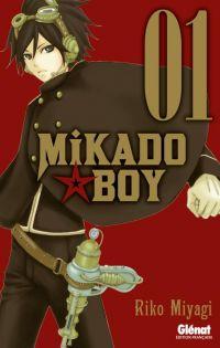 Mikado boy  T1, manga chez Glénat de Miyagi