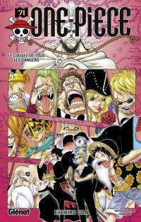 One Piece T71 : Le Colisée de tous les dangers (0), manga chez Glénat de Oda