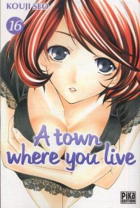 A Town where you live T16, manga chez Pika de Seo
