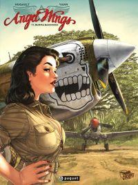 Angel Wings T1 : Burma banshees (0), bd chez Paquet de Yann, Hugault