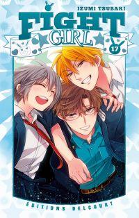 Fight girl T17, manga chez Delcourt de Tsubaki