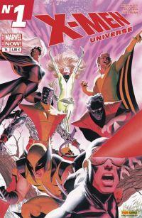 X-Men Universe T16 : Fureur (0), comics chez Panini Comics de Isanove, Claremont, David, Wood, Bunn, Nauck, Anka, Hernandez Walta, Di Giandomenico, Mann, Mounts, Rosenberg, Keith, Bellaire, Loughridge, Ross, Cassaday