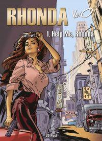 Rhonda T1 : Help me, Rhonda (0), bd chez BD Must de VanO