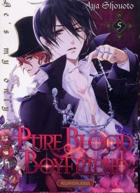Pure blood boyfriend T5, manga chez Kurokawa de Shouoto