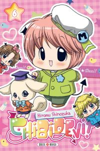 Chibi devi ! T6, manga chez Soleil de Shinozuka