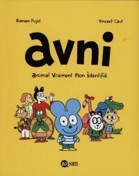 Avni, bd chez Bayard de Pujol, Caut