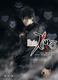 Fate Zero T5 : , manga chez Ototo de Shinjirô, Type-moon, Urobochi