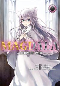 Magdala, alchemist path  T2, manga chez Ototo de Hasekura, Nabeshima, Arisaka
