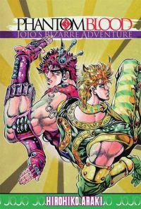 Jojo's Bizarre Adventure - Phantom blood  T3, manga chez Tonkam de Araki
