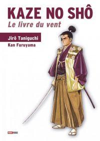 Kaze no sho, manga chez Panini Comics de Furuyama, Taniguchi