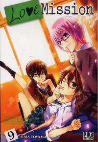 Love mission T9, manga chez Pika de Toyama